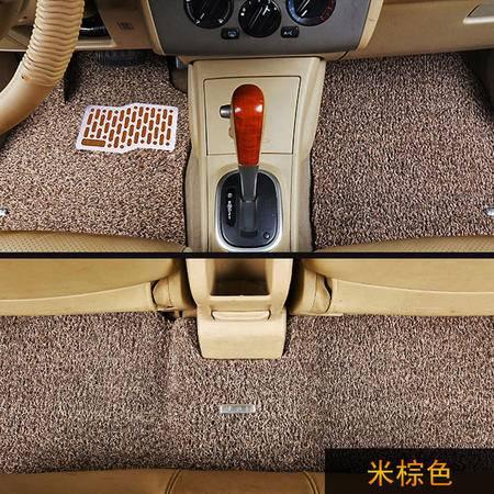 安美弛维邦 汽车脚垫 专车专用加厚丝圈脚垫 汽车脚垫W003