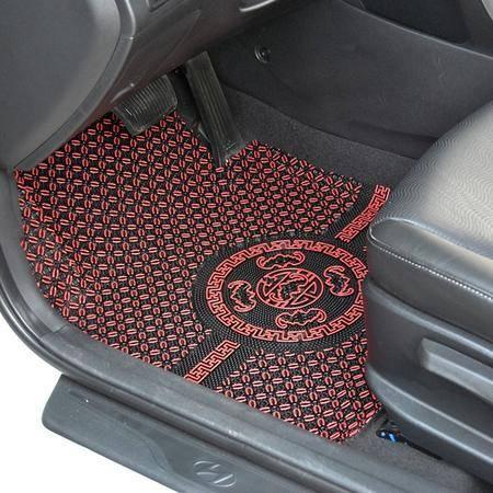 安美弛维邦 汽车脚垫 乳胶脚垫 舒适环保乳胶脚垫 防水防滑专车专用脚垫W004