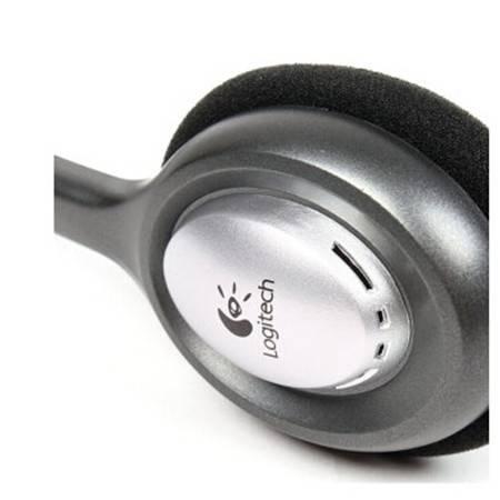 罗技耳机耳麦 H110