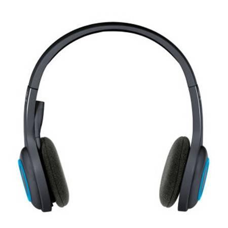 罗技® 无线耳机麦克风H600