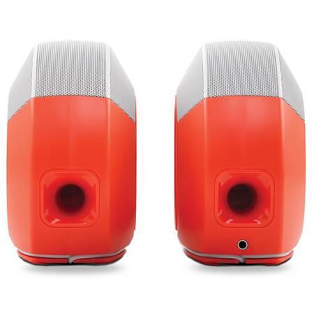 JBL Pebbles 蜗牛 橙色