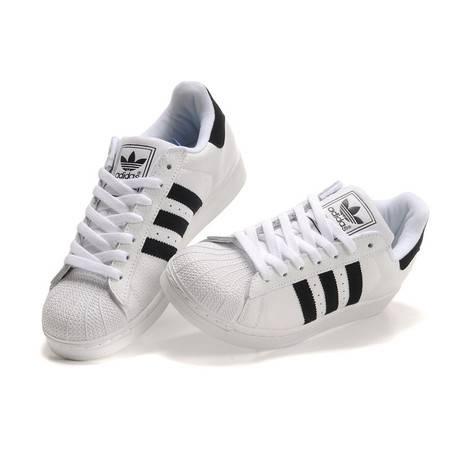 adidas阿迪达斯三叶草贝壳头板鞋028经典情侣鞋