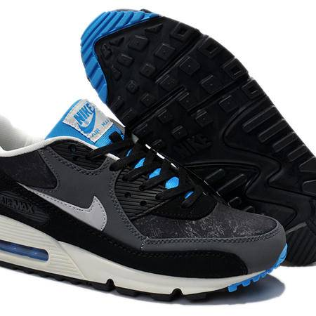 耐克Nike 男鞋 经典款Air Max90 休闲跑步鞋