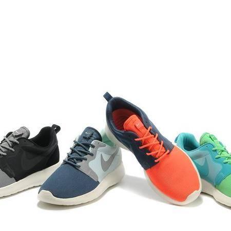 Nike耐克新款男鞋超轻网面低帮跑步休闲鞋616325-001