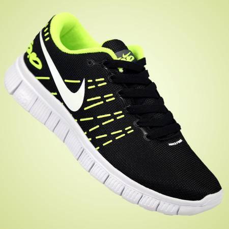 Nike耐克春夏新款男女鞋 6.0二代 网布跑步鞋 低帮情侣鞋