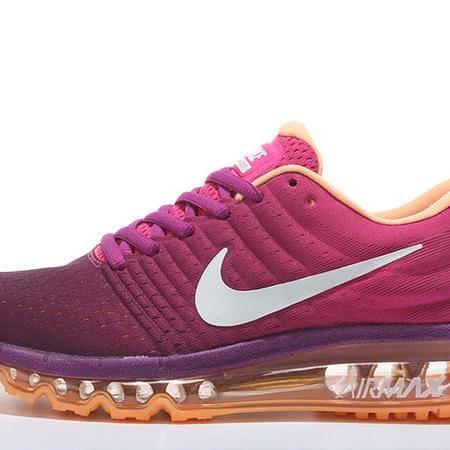 nike耐克air max网面全掌气垫情侣跑鞋舒适轻便男女跑鞋