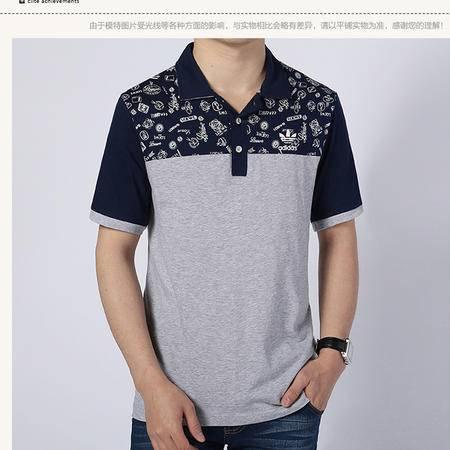 ADIDAS阿迪达斯 短袖男2016新款速干透气运动休闲T恤短袖