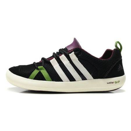adidas阿迪达斯户外涉水朔溪鞋男鞋透气速干防滑沙滩鞋溯溪女鞋登山鞋