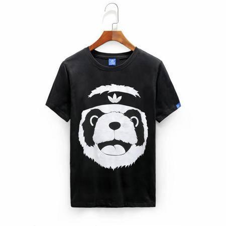 Adida阿迪达斯 三叶草大脸猫短袖是时尚T恤男女