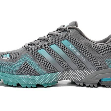 adidas阿迪达斯马拉松21代飞线防滑运动鞋跑步鞋男鞋