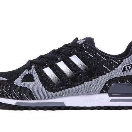 adidas阿迪达斯ZX750飞线情侣跑鞋舒适轻便弹性男女鞋