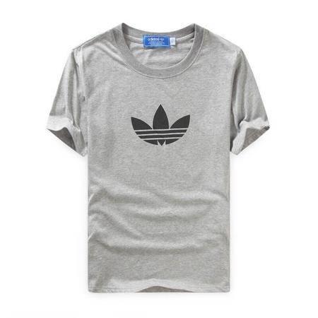 adidas阿迪达斯三叶草男装2016夏运动休闲短袖T恤