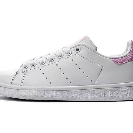 adidas阿迪达斯Stan Smith舒适轻便透气潮流情侣板鞋