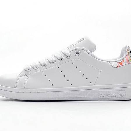 adidas阿迪达斯三叶草 Stan Smith 史密斯分化清新风女鞋