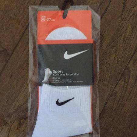耐克/NIKE 袜子运动袜跑步棉男女透气吸汗防臭袜子