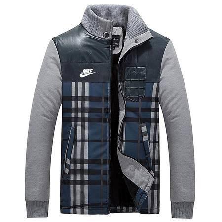 耐克/NIKE 外套男士卫衣夹克加绒加厚棉衣休闲运动服