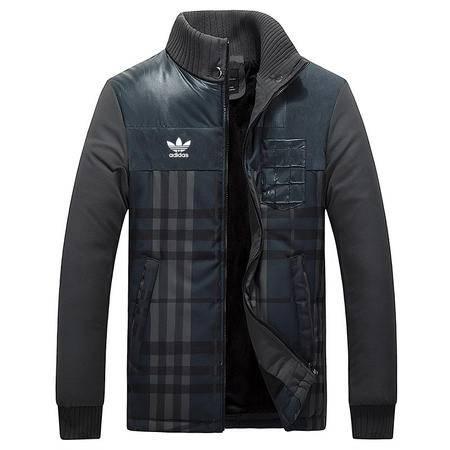 阿迪达斯/ADIDAS 棉衣冬季男子防风保暖运动休闲夹克外套