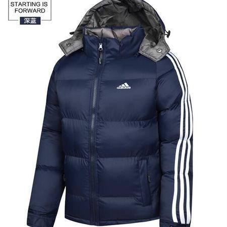 阿迪达斯/ADIDAS 棉服外套男装冬季运动服防风棉服保暖夹克棉衣