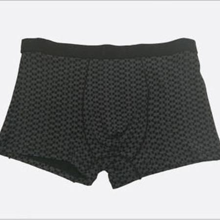 好安怡男士内裤 平角裤莫代尔内裤男U凸短裤舒适透气/ 内裤/裤头XS032