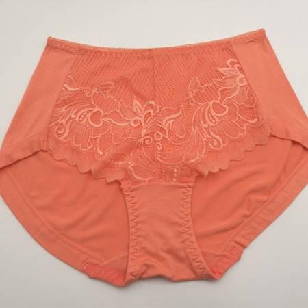 好安怡女士莫代尔蕾丝性感中腰三角内裤 舒适透气 短裤 XS053