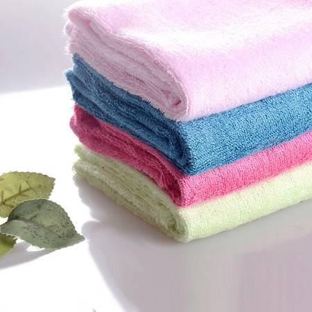 清悦 生态竹纺 竹纤维健康毛巾TO-122 天然抗菌 34*76cm