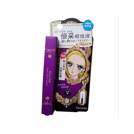 奇士美恒采防水眼线液(浓郁黑)  2.5g