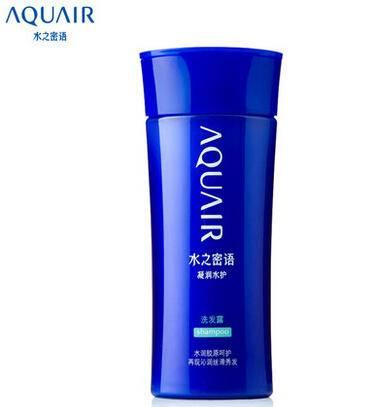 资生堂水之密语凝润水护补水保湿洗发水  200ML