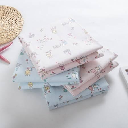 亨艺开阳双面隔尿垫防水透气纯棉月经垫宝宝新生儿用品可洗50X70CM