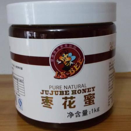 [老山珍] 枣花蜜1kg