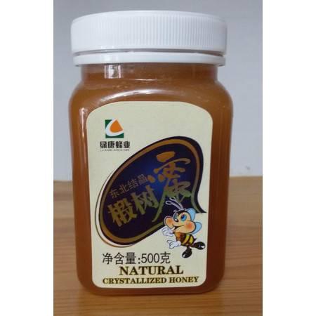 [老山珍] 东北结晶椴树蜂蜜500g