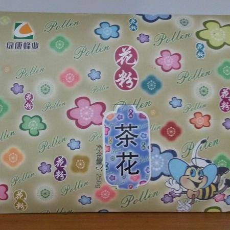 [老山珍]茶花蜂花粉250g