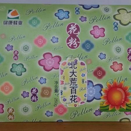 [老山珍]北大荒百花蜂花粉250g