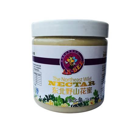 [老山珍]野山花蜂蜜1kg