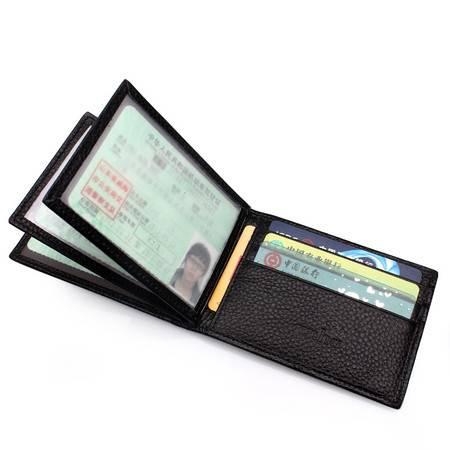 金猴jinho 驾驶证真皮正品驾照夹驾照本个性皮套男驾驶证套行驶证卡套 15P001W