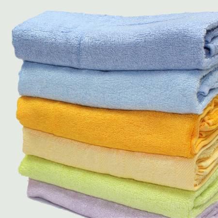 竹派竹纤维毛巾 多功能防螨美容毛巾(10条装)