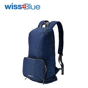 维仕蓝折叠两用背/挎包 TG-WB1042