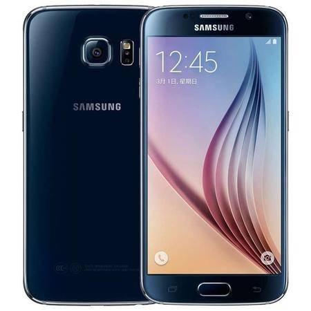 三星/SAMSUNG Galaxy S6(G9208)32G版 5.1英寸 移动4G手机 双卡双待