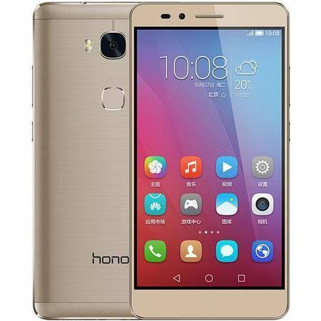 华为/HUAWEI 荣耀畅玩5X 双卡双待 2GB+16GB  移动版4G  智能手机 5.5英寸