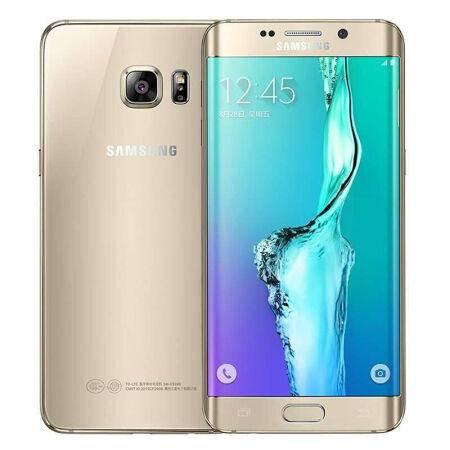 三星/SAMSUNG  Galaxy S6 Edge+(G9280)64G版 金色 全网通4G手机