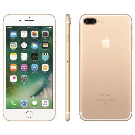 苹果/APPLE苹果 Apple iPhone 7 Plus 32G金、玫瑰金移动联通电信 全网通