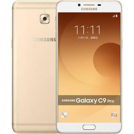 三星/SAMSUNG C9Pro(C9000)6GB+64GB枫叶金 全网通4G手机