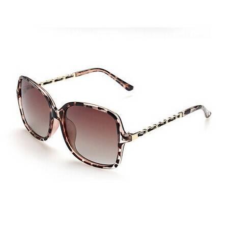 太阳镜 女式新款渐进偏光太阳眼镜 经典时尚墨镜 太阳镜