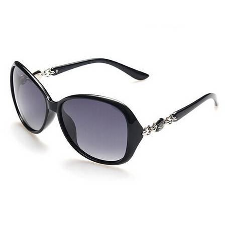 太阳镜批发 女士新款偏光太阳眼镜 复古经典墨镜 时尚太阳镜