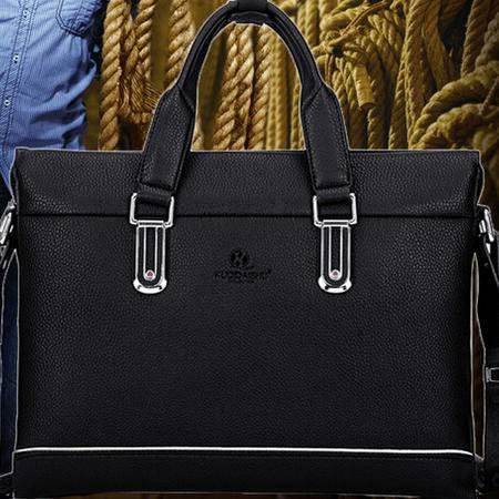 男包 男士时尚手提包 14寸电脑包专注男士精品商务男包 奢华体验 不一般品质 全场包邮