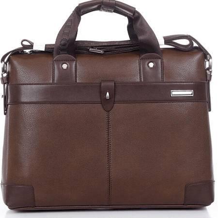 男包单肩斜跨手提包电脑包专注男士精品商务男包 奢华体验 不一般品质 全场包邮
