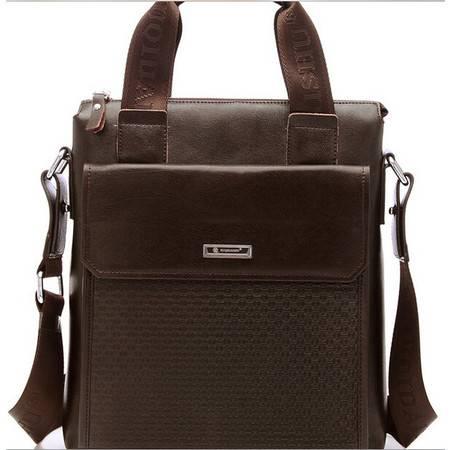 时尚手提包 男士商务包 单肩包 专注男士精品商务男包 奢华体验 不一般品质 全场包邮