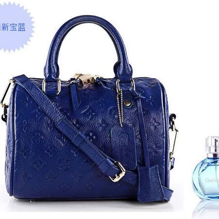 韩版真皮包包手提斜跨 女士牛皮女包源自欧美设计师 时尚包邮