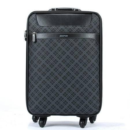 复古商务拉杆箱万向轮旅行箱男女通用 登机箱包时尚拖箱潮