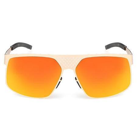 2015款偏光太阳眼镜经典驾驶蛤蟆镜不锈钢超弹墨镜