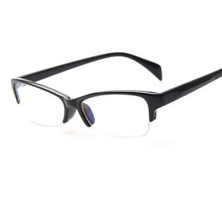 2015男女款防辐射抗疲劳护目镜平光装饰眼镜时尚半框眼镜框架